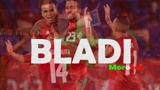 أغنية بعنوان بلادي إهداء للشعب المغربي و المنتخب الوطني Can 2017 - BLADI