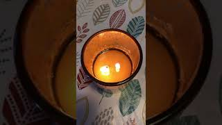How to stop candle tunnelling and what is a wax melt pool