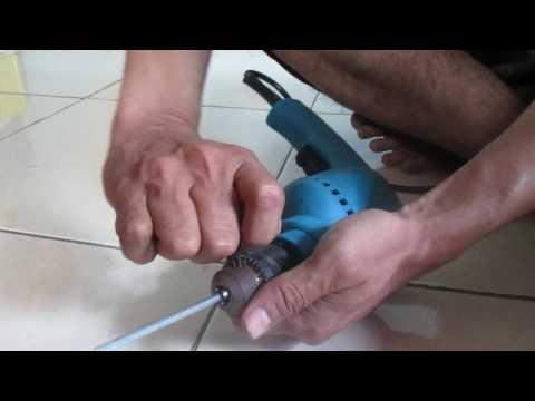 Bor Mini Portable murah bisa tembus Plat besi dan tembok.