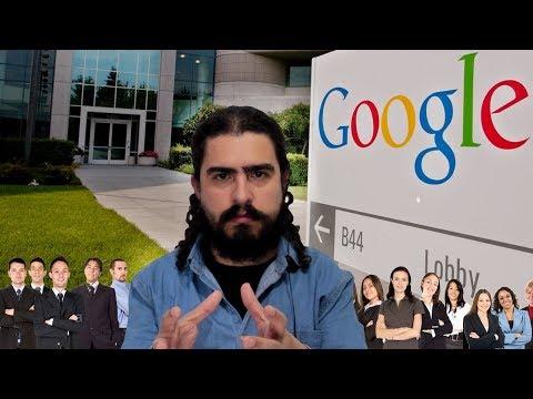 O memorando do ex-engenheiro da Google: ciência ou anti-diversidade? (#Pirula 221)