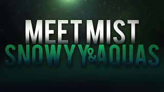 Meet Mist Snowyy & Aquas