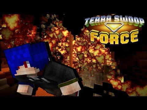 Minecraft Terra Swoop Force แมพแห่งการร่อน /w Luckkyz,Redmask