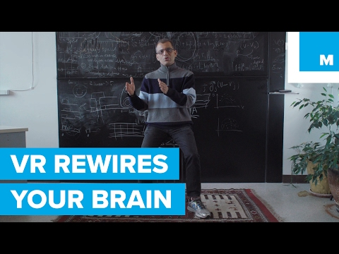 How Does VR Rewire Your Brain?