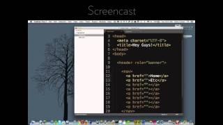 CSS-Tricks Screencast #124: A Modern Web Designer