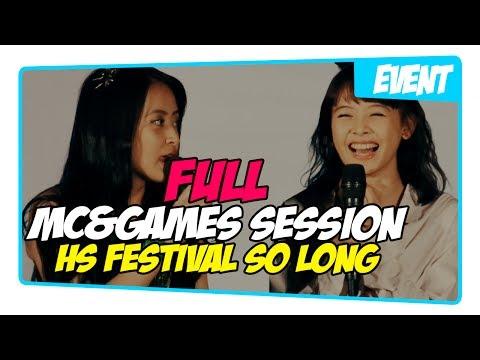 Full Sesi MC&Games  JKT48 HS Festival So Long 13/05/2017