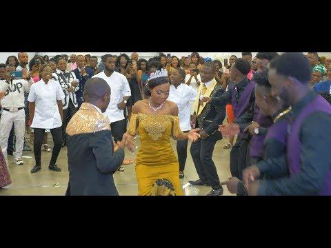 Wedding Day | Jack And Noella Congolese Wedding Full Video | Cedar Rapids IA