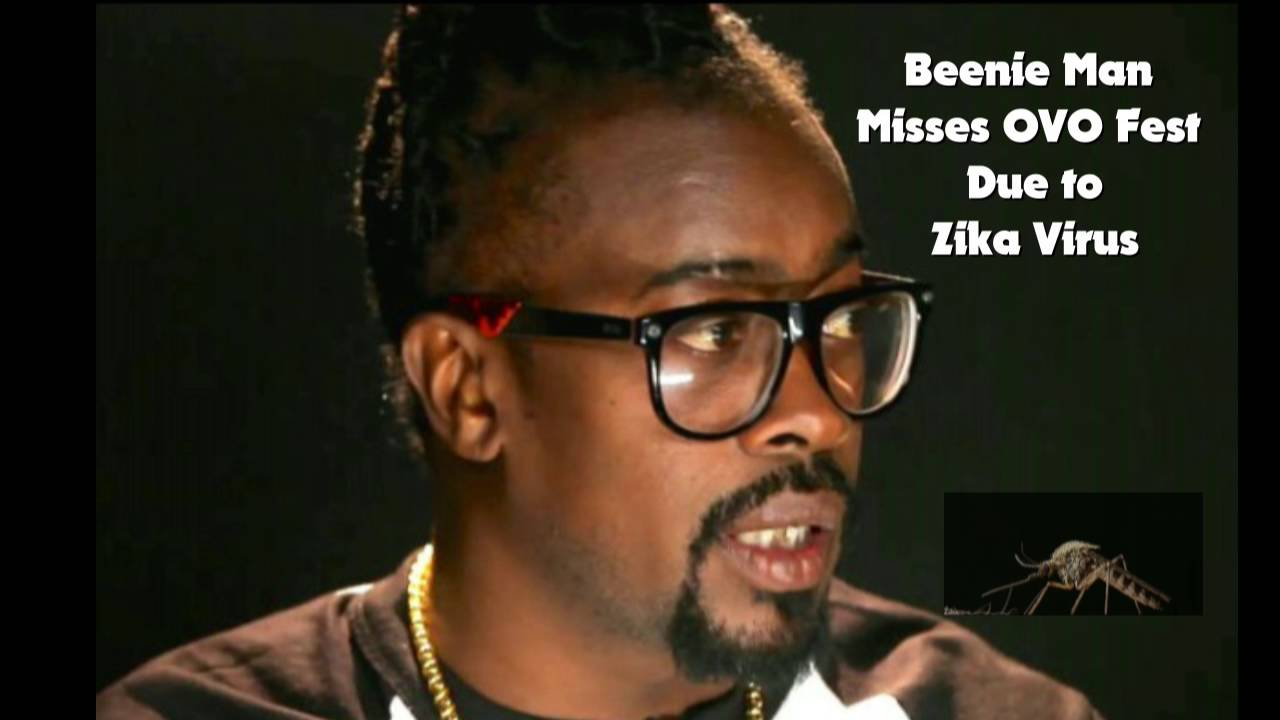 30b07113b1c Beenie Man Hopitalized With Zika Virus And Misses Drake s OVO Fest ...