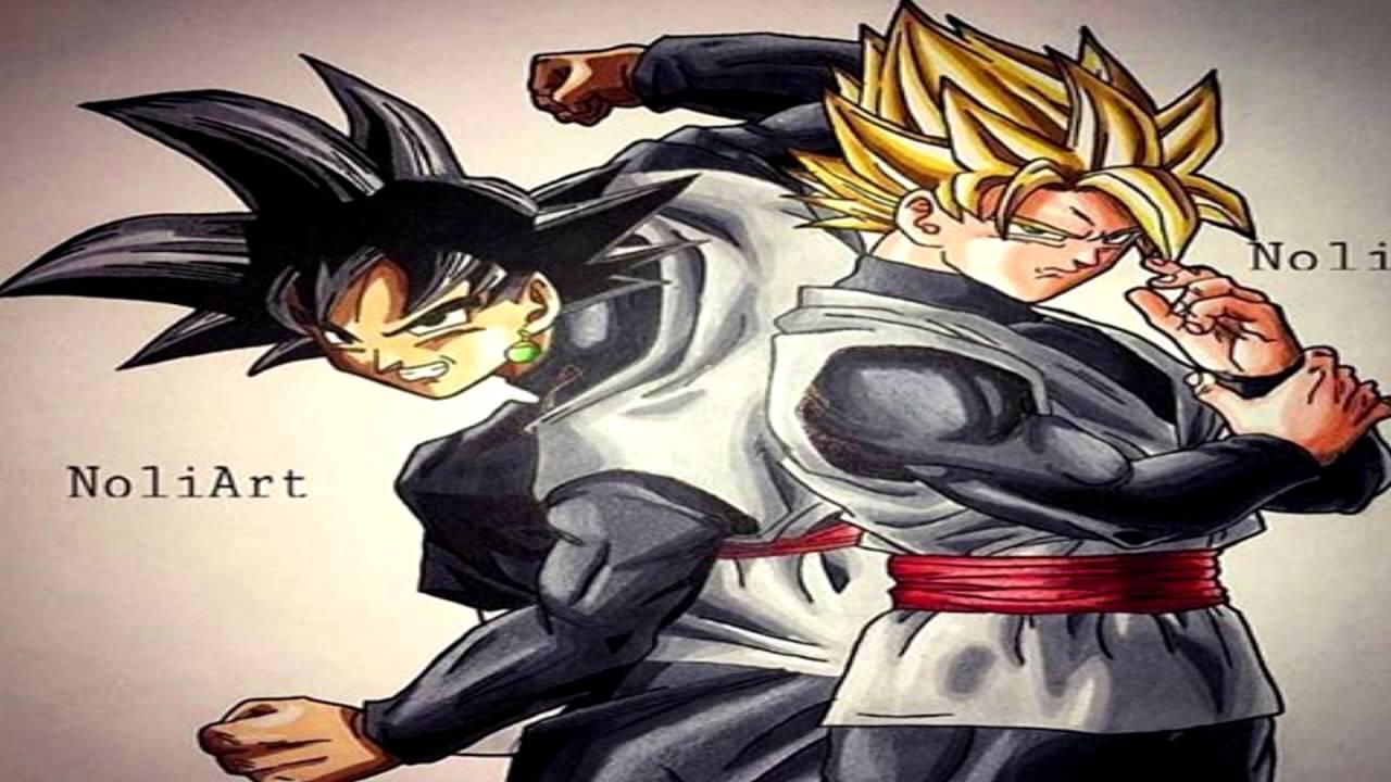 Sonic Wallpaper Hd 3d El Corrido De Black Goku La Llegada De Black