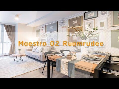 EP. 140 Maestro 02 Ruamrudee | Homezoomer.com