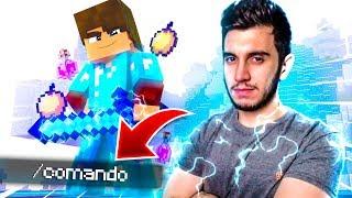 MELHOR COMANDO JÁ INVENTADO NO FACTIONS   LUGIN   (Minecraft)