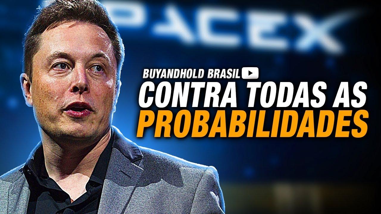 Contra Todas as Probabilidades, com Elon Musk [Legendado Motivacional]