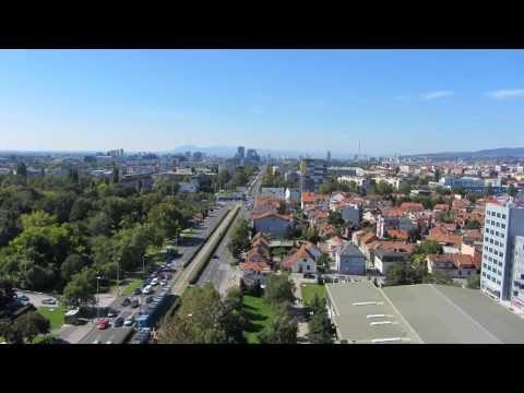 Zagreb Vukovarska timelapse
