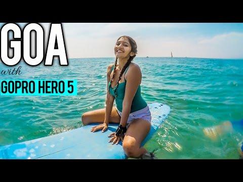 'GOAN CHAOS' with GoPro Hero5 footage!