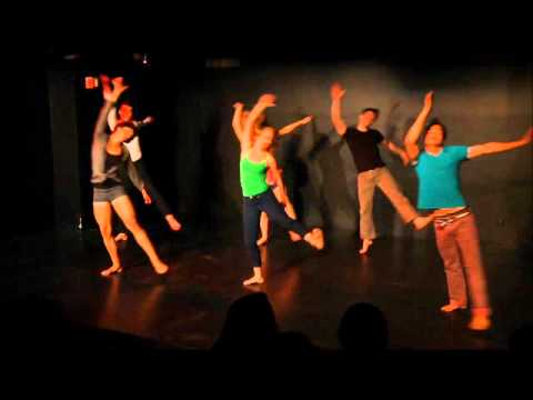 Famous Last Words LIVE at Choreoworkshop 2012