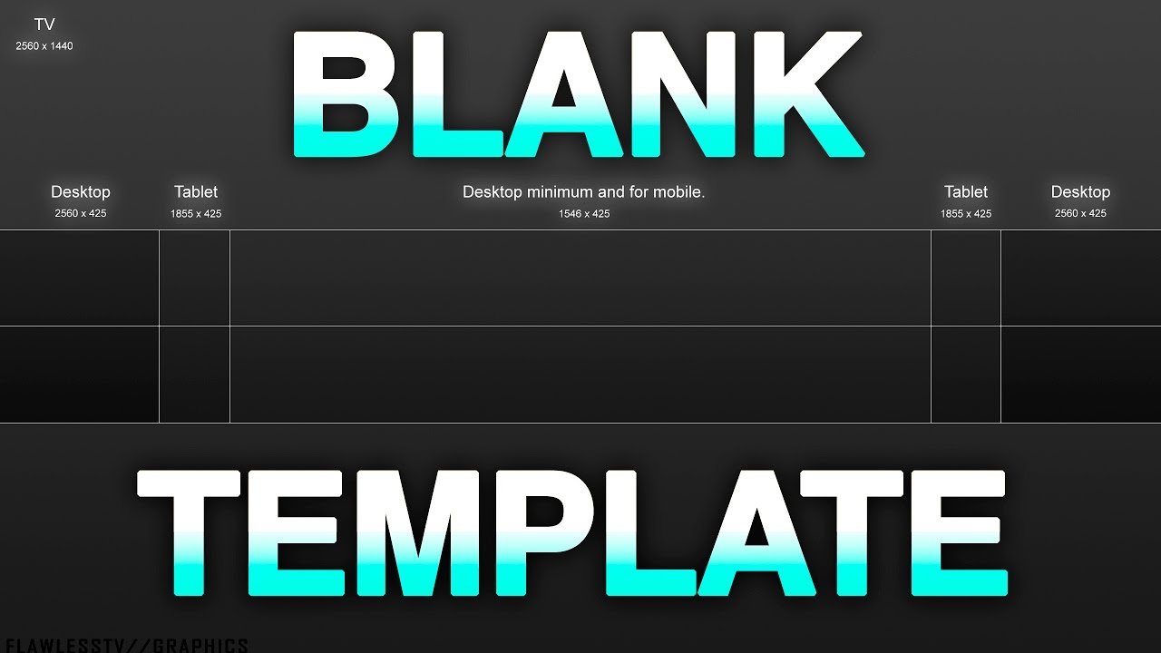 youtube banner templates haci saecsa co