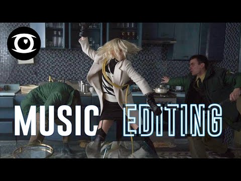 ATOMIC BLONDE: How (Not) To Edit With Music - Sponsored