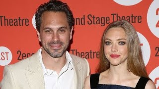 Amanda Seyfried Is Dating Her 'Last Word' Co-Star Thomas Sadoski