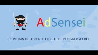 AdSensei B30: plugin para colocar Google Adsense