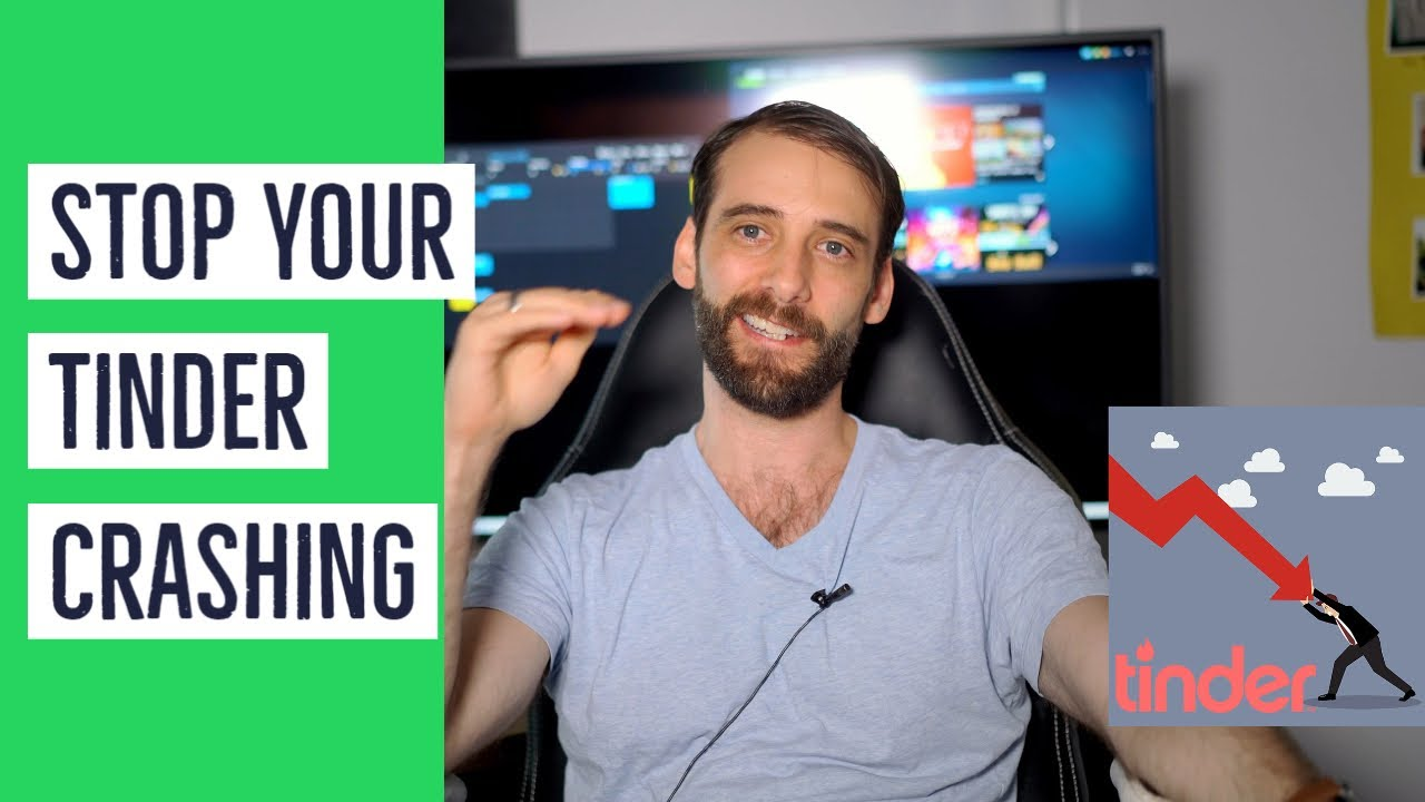 Stop Your Tinder Match Rate From Dropping - YouTube
