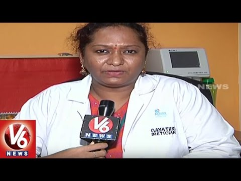 Hyderabad Tops In Number Of Obesity Cases In Metros | V6 News