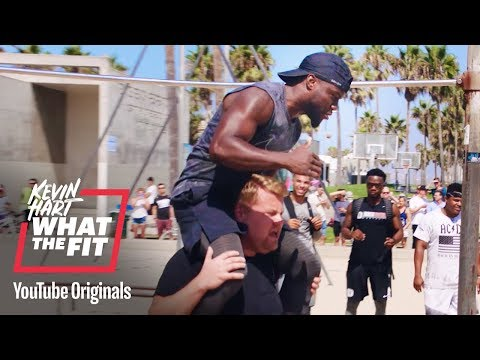 Extra Flex  Kevin Hart: What The Fit  Laugh Out Loud Network