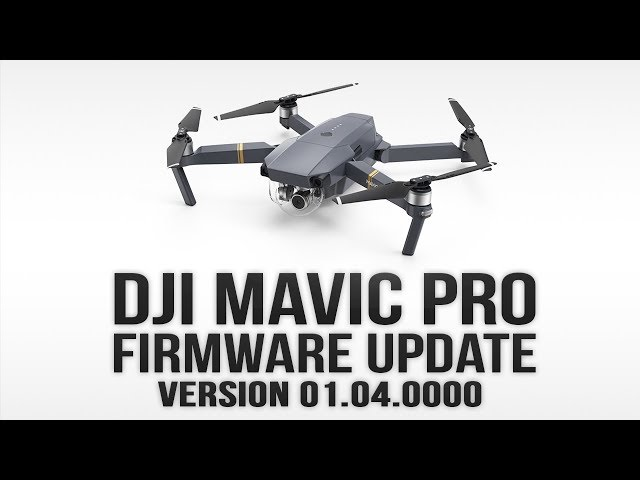 DJI Android app update adds new features to the Mavic and Spark