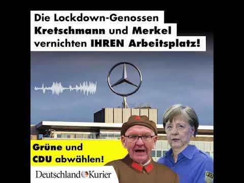 Wahlempfehlung: Grün-sozialistische Lockdown-Despoten abwählen