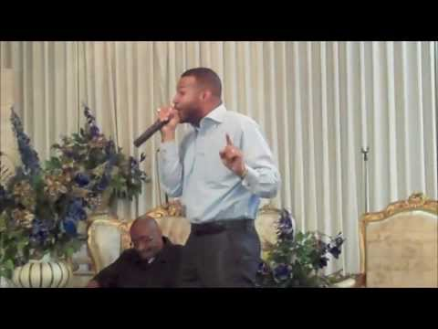 "Apostle Randy Walker, Jr. ""Hold On Until You Get It!"""