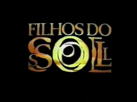Abertura Filhos do sol 1991 - Rede Manchete