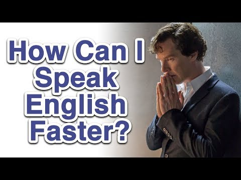 How can I speak English faster? | Learn Australian English | English Tips