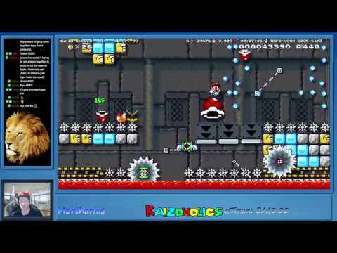 Super Mario Maker: Evil Ways: Welcome to Shell