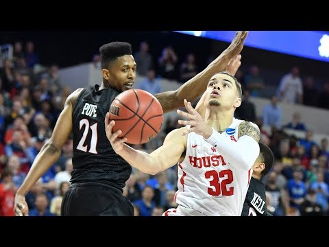 Houston vs. San Diego State: Rob Gray hits clutch game-winner with 1 second left