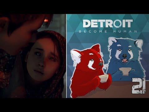On ne peut pas l'abandonner !  😭 - Detroit Become Human #21 (ft.Shin)