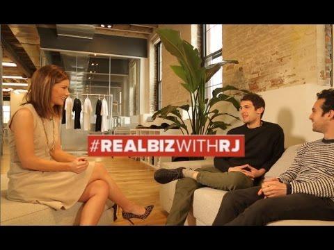 Genius | Real Biz with Rebecca Jarvis