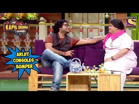 Arijit Singh Consoles Bumper - The Kapil Sharma Show