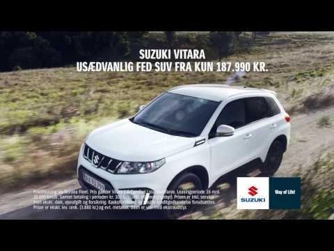 Suzuki Vitara - leasing