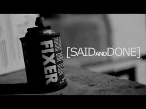 Said And Done [Control Response] Official Video (Featured on xxlmag.com)