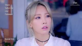 [KARAOKE] Taeyeon - I