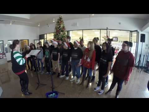 Holiday Concert Applied Learning Academy Choir