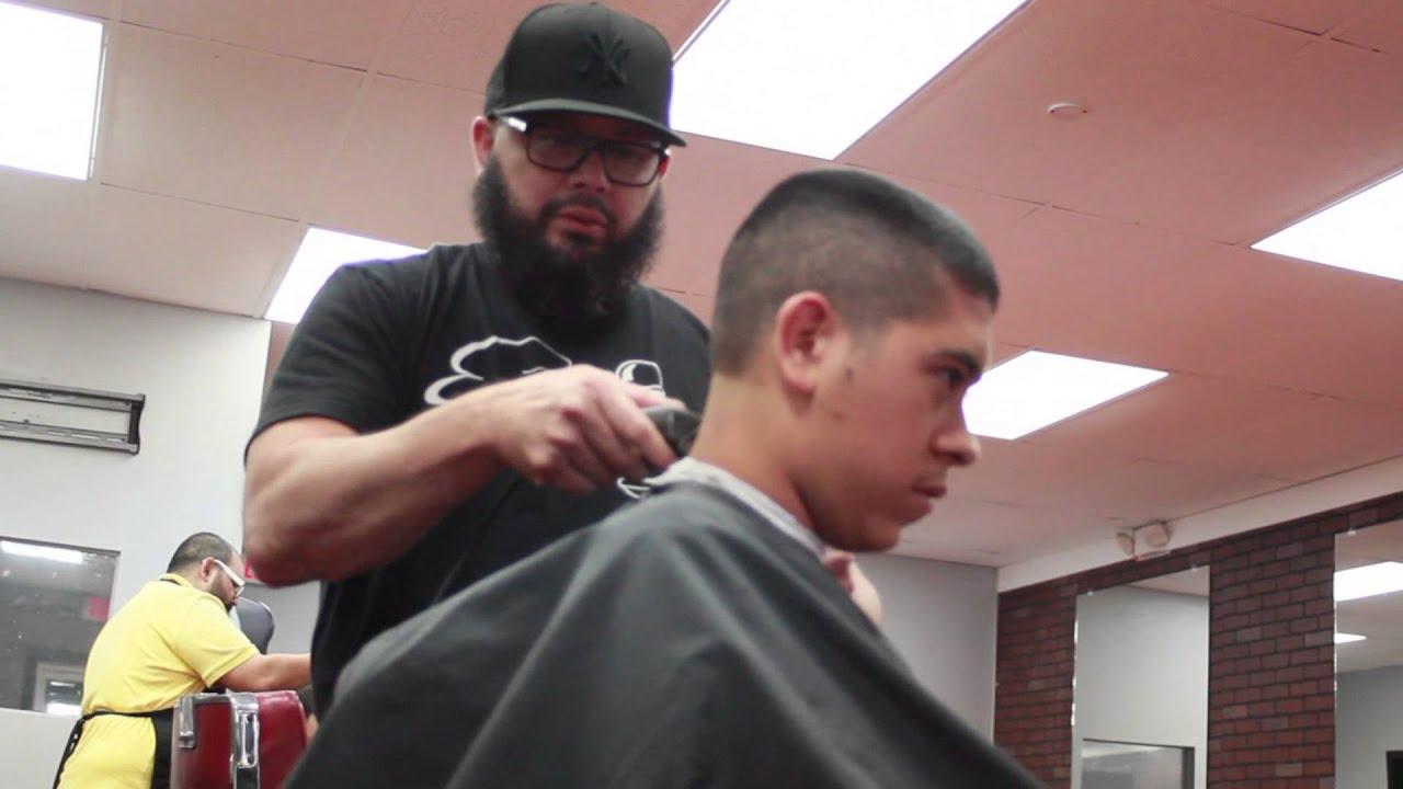Empire Barber Shop Tampa,FL - YouTube