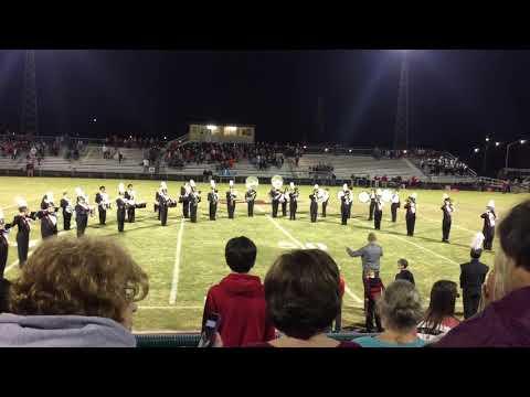 "Woodruff High School band ""National Anthem 2017"".."