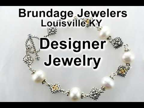 Brundage Jewelers Platinum Jewelry Louisville Kentucky