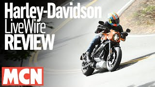 Harley-Davidson LiveWire review | MCN | Motorcyclenews.com