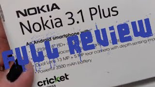 Nokia 3.1 Plus Full Review of Camera and Processor
