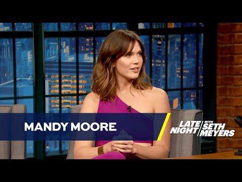 Mandy Moore Spoiled the This Is Us Twist on Instagram