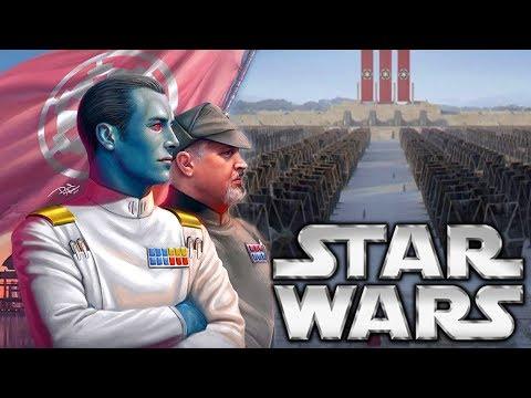 Supreme Leader Thrawn: Star Wars Rethink