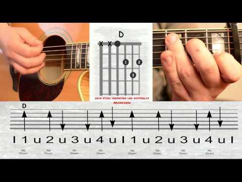 Helene Fischer - Atemlos I Akkorde ITutorial für Gitarre  I Chords I Acoustic I