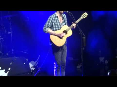 Hozier encore--Cherry Wine--Live in Detroit Meadow Brook Music Festival 2015-07-29