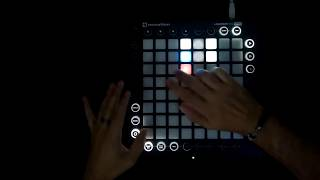 Marshmello ft. Bastille - Happier (West Coast Massive Remix)Launchpad Pro Cover Project (WOLF PADS)