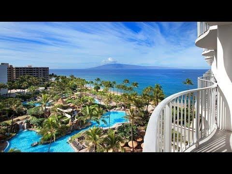 Top 10 Beachfront Hotels & Resorts In Kaanapali, Maui, Hawaii, USA